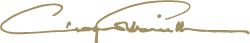 George Goldsmith signature